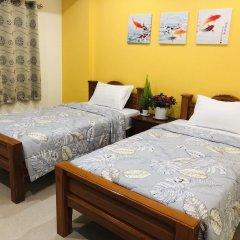 Отель Puzzle DonMuang Бангкок сейф в номере