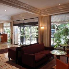Отель Garden Elysee Париж интерьер отеля фото 2