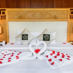 Huong Giang Hotel Resort and Spa сейф в номере