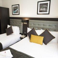 Отель St Georges Inn Victoria комната для гостей