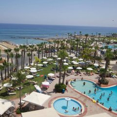 Anastasia Beach Hotel пляж