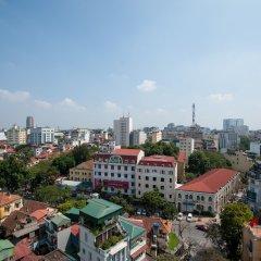 Отель Kuretakeso Tho Nhuom 84 Вьетнам, Ханой - отзывы, цены и фото номеров - забронировать отель Kuretakeso Tho Nhuom 84 онлайн балкон