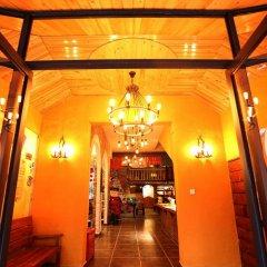 Chengdu Dreams Travel Youth Hostel интерьер отеля фото 2