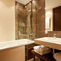 Отель SG Astera Bansko Hotel & Spa Болгария, Банско - 1 отзыв об отеле, цены и фото номеров - забронировать отель SG Astera Bansko Hotel & Spa онлайн ванная