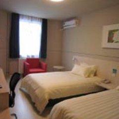 Отель Jinjiang Inn (Beijing Capital International Airport) Китай, Пекин - отзывы, цены и фото номеров - забронировать отель Jinjiang Inn (Beijing Capital International Airport) онлайн комната для гостей фото 5
