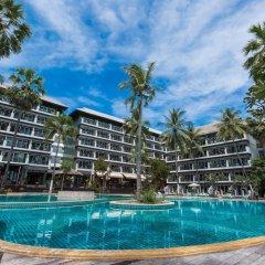 Отель Pattawia Resort & Spa бассейн