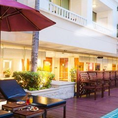 Отель At Ease Saladaeng бассейн фото 2