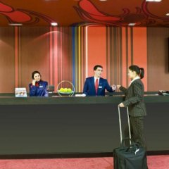 Отель Park Inn by Radisson Brussels Midi Бельгия, Брюссель - 5 отзывов об отеле, цены и фото номеров - забронировать отель Park Inn by Radisson Brussels Midi онлайн фото 9