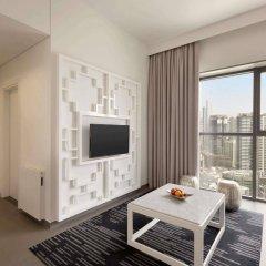 Отель Wyndham Dubai Marina Дубай комната для гостей фото 2