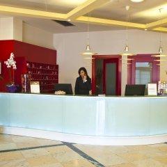 Отель CDH My One Hotel Bologna Италия, Болонья - 1 отзыв об отеле, цены и фото номеров - забронировать отель CDH My One Hotel Bologna онлайн интерьер отеля
