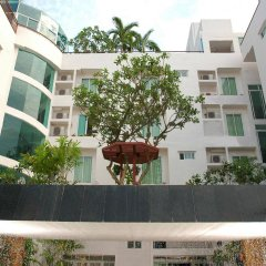 Отель Bansabai Hostelling International Таиланд, Бангкок - 1 отзыв об отеле, цены и фото номеров - забронировать отель Bansabai Hostelling International онлайн балкон
