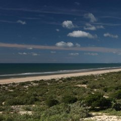 Отель Praia Verde - O Paraiso na Terra пляж