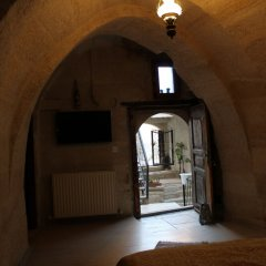 Sandik Cave Hotel сейф в номере
