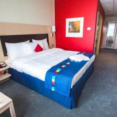 Гостиница Парк Инн от Рэдиссон Новосибирск 4* Стандартный номер разные типы кроватей фото 3