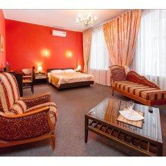Гостиница Самара Люкс 3* Стандартный номер разные типы кроватей фото 10