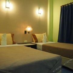 Отель Pacific Inn Пхукет комната для гостей фото 5