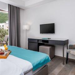 Отель Eleven Черногория, Петровац - отзывы, цены и фото номеров - забронировать отель Eleven онлайн комната для гостей фото 4