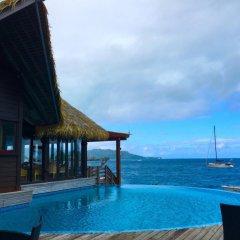 Отель Oa Oa Lodge Французская Полинезия, Бора-Бора - отзывы, цены и фото номеров - забронировать отель Oa Oa Lodge онлайн с домашними животными