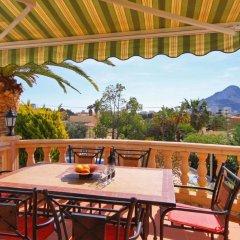 Отель Villa in Calpe - 104848 by MO Rentals балкон