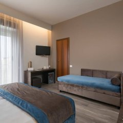 Hotel Continental Rimini Римини удобства в номере фото 2