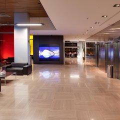 Отель Barceló Valencia Испания, Валенсия - 1 отзыв об отеле, цены и фото номеров - забронировать отель Barceló Valencia онлайн интерьер отеля