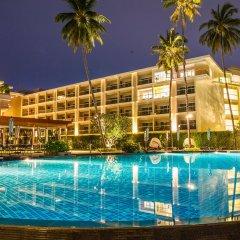 Отель Crowne Plaza Phuket Panwa Beach бассейн фото 3