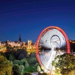 Mercure Edinburgh City - Princes Street Hotel спортивное сооружение