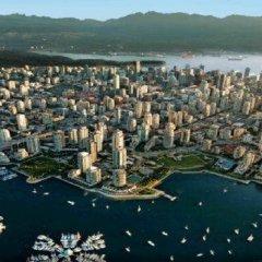 Отель Delta Hotels by Marriott Vancouver Downtown Suites Канада, Ванкувер - отзывы, цены и фото номеров - забронировать отель Delta Hotels by Marriott Vancouver Downtown Suites онлайн приотельная территория