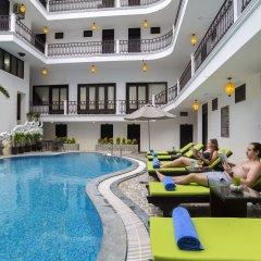 Отель Acacia Heritage Hotel Вьетнам, Хойан - отзывы, цены и фото номеров - забронировать отель Acacia Heritage Hotel онлайн бассейн фото 2