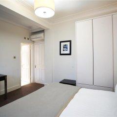 Апартаменты Fountain House Apartments Лондон комната для гостей фото 5