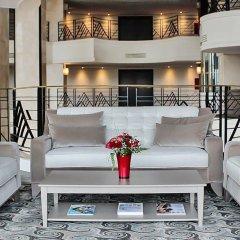 Отель Grand Mogador CITY CENTER - Casablanca Марокко, Касабланка - отзывы, цены и фото номеров - забронировать отель Grand Mogador CITY CENTER - Casablanca онлайн интерьер отеля фото 3