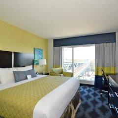 Отель Best Western Plus LaGuardia Airport Hotel Queens США, Нью-Йорк - отзывы, цены и фото номеров - забронировать отель Best Western Plus LaGuardia Airport Hotel Queens онлайн комната для гостей