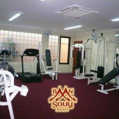 Отель Baan Souy Resort фитнесс-зал