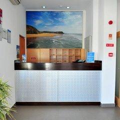 Vicentina Hotel интерьер отеля