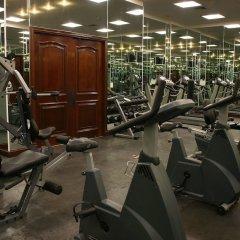 Gran Hotel Ciudad de Mexico фитнесс-зал
