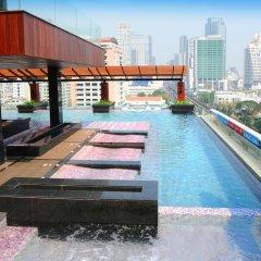Отель Mode Sathorn Бангкок бассейн фото 2