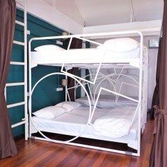Отель Esse Hostel Таиланд, Бангкок - отзывы, цены и фото номеров - забронировать отель Esse Hostel онлайн ванная