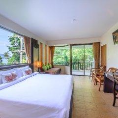 Отель Patong Lodge комната для гостей фото 5