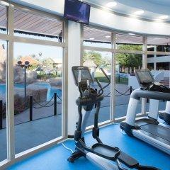 Отель Danat Al Ain Resort ОАЭ, Эль-Айн - отзывы, цены и фото номеров - забронировать отель Danat Al Ain Resort онлайн фитнесс-зал фото 3