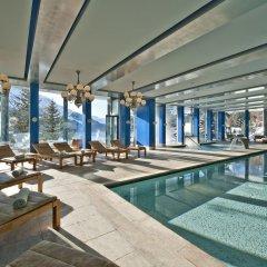 Carlton Hotel St Moritz бассейн фото 2