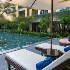 Отель Hoi An Silk Marina Resort & Spa Вьетнам, Хойан - отзывы, цены и фото номеров - забронировать отель Hoi An Silk Marina Resort & Spa онлайн бассейн фото 3