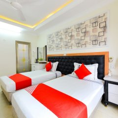 OYO 287 Nam Cuong X Hotel Ханой комната для гостей