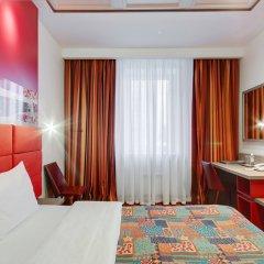 Ред Старз Отель 4* Стандартный номер с двуспальной кроватью фото 5
