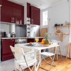 Апартаменты Bastille - Ledru Rollin Apartment в номере