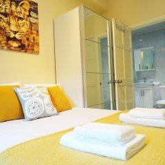 Апартаменты CDP Apartments Kelvinhall Глазго комната для гостей фото 2