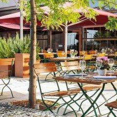 Отель Nh Wien Airport Conference Center Вена бассейн