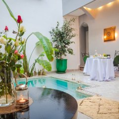 Отель Riad Luxe 36 Марракеш помещение для мероприятий