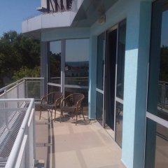 Отель City Mark балкон