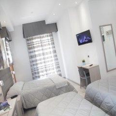 Hotel Gabbiano Римини комната для гостей фото 5