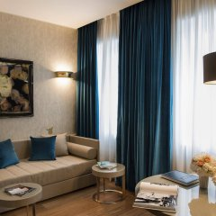 Отель The Rosa Grand Milano - Starhotels Collezione комната для гостей фото 4